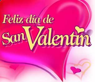 Schön Feliz Día De San Valentín