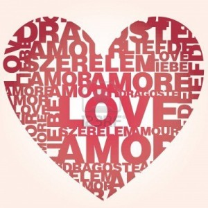 corazon palabras